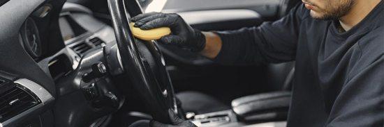 Curatare interior masina de inchiriat cluj