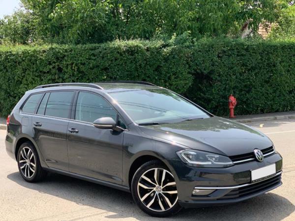 Volkswagen Golf 7 2018 Rent a car Cluj