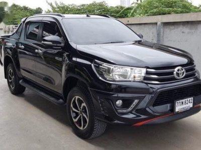 Toyota Hilux Vigo 4X4
