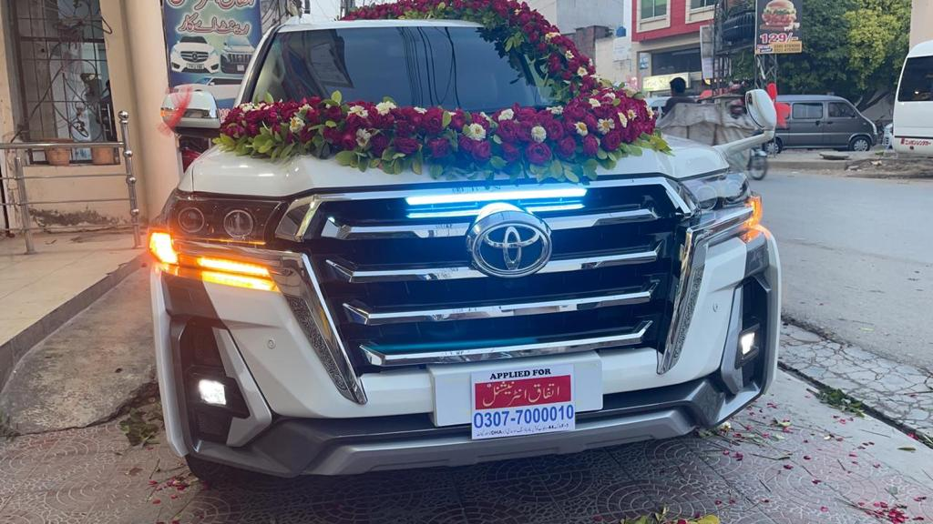 Toyota Land Cruiser V8 2020