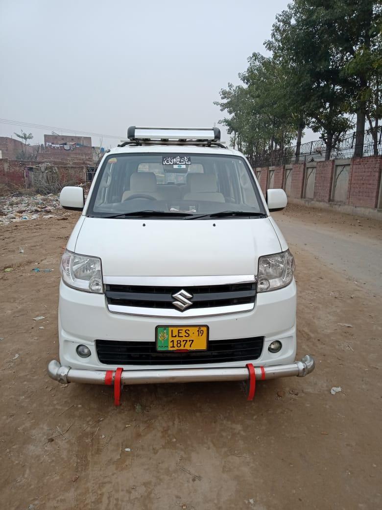 Rent a Suzuki Apv 7 seater in Lahore