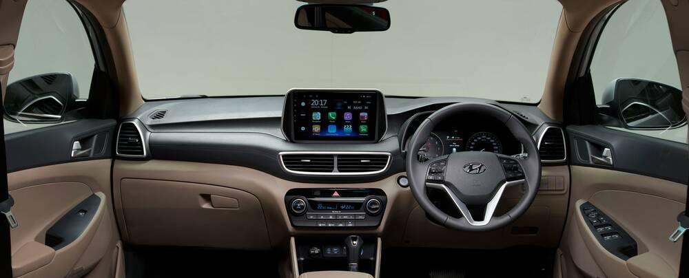 Rent a Hyundai Tucson in Lahore