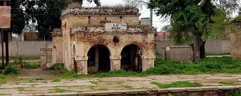 Lahore to Bhera Historical city Tour