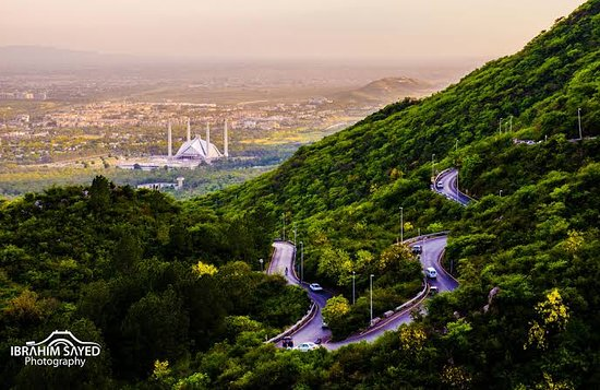 Lahore To Margalla Hills Tour