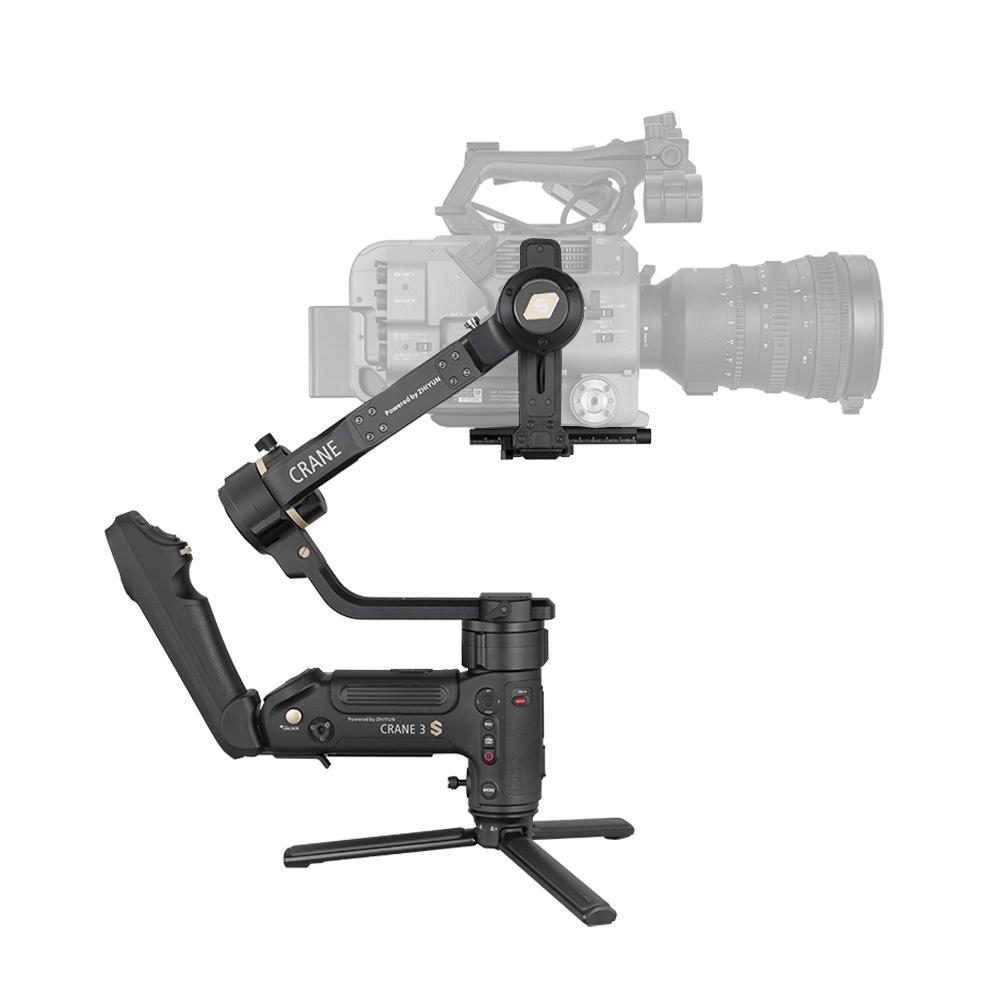 FX9 crane 3s
