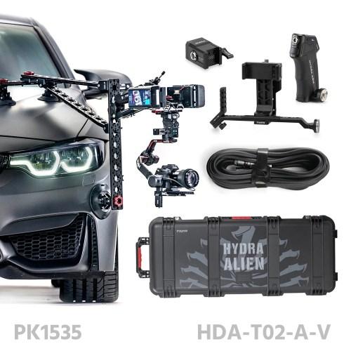 TiLTA HDA-T02-V Hydra Alien Car Mounting System