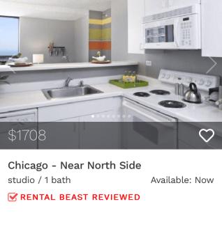 rent near northside