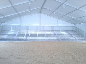 Event seating in Sumter County
