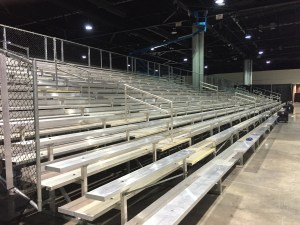 15 row bleachers for sale