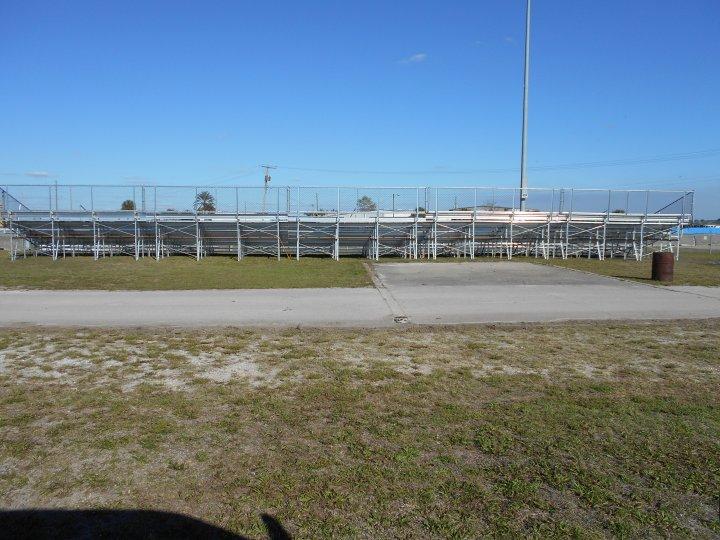 Bleacher Rental for a Prestigious Racing Event