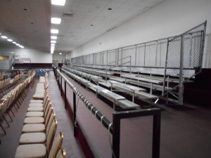 Circus Bleacher Seating