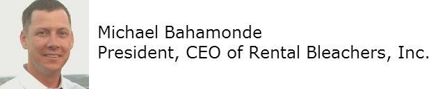 Bleacher Report – Meet the CEO: Michael Bahamonde