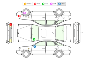 Vehicle Inspections  Vehicle Condition Reports   Rental
