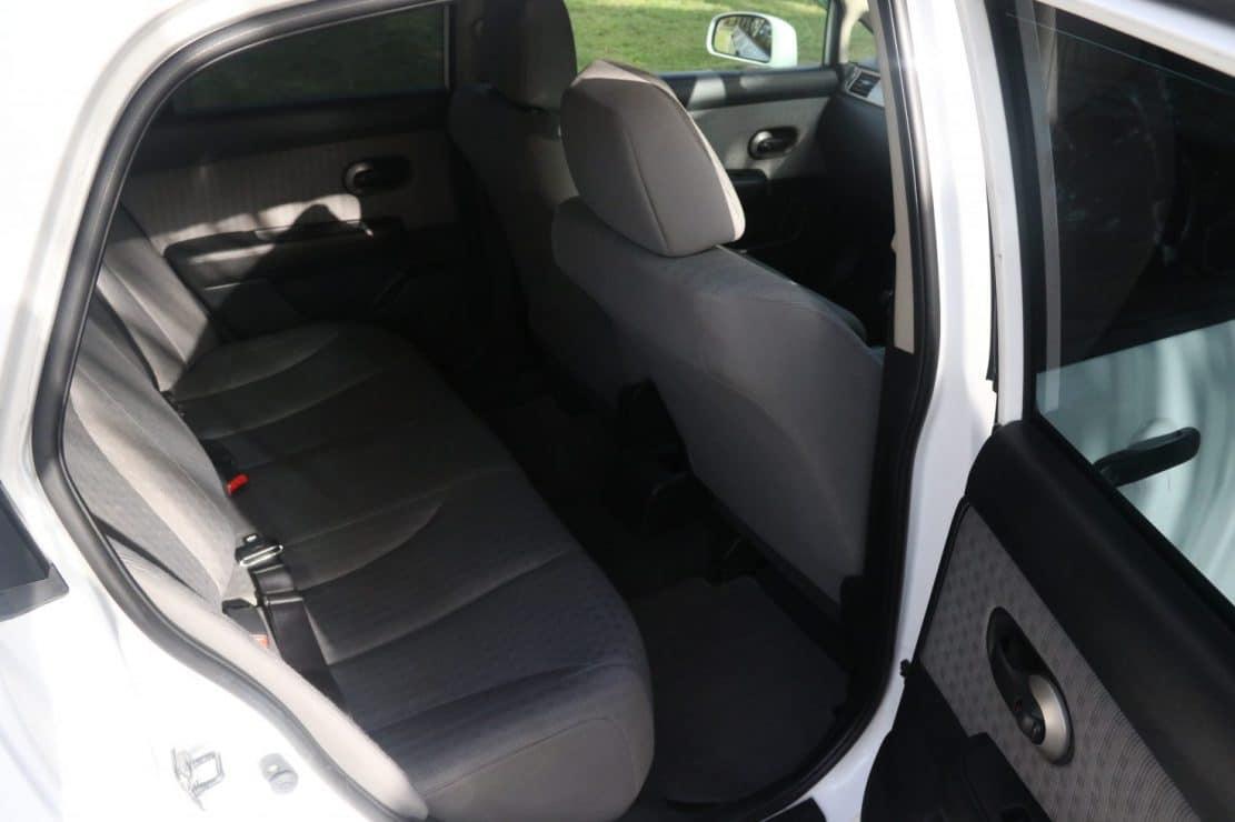 Nissan Tiida Sedan 7625