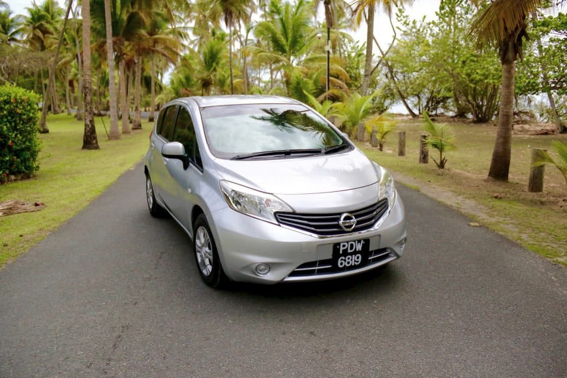Nissan Note 3946