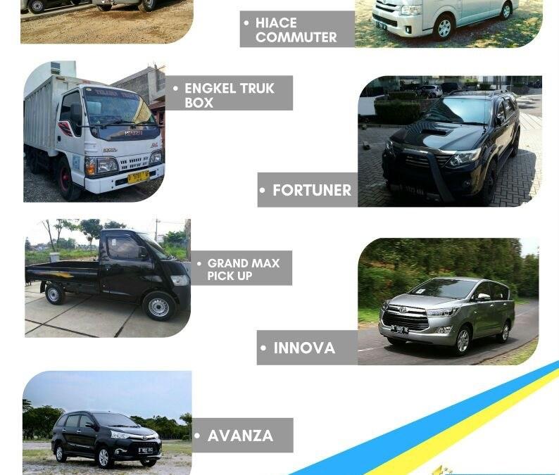 Jenis Kendaraan Teladan Trans Untuk Rental Mobil di Bandung