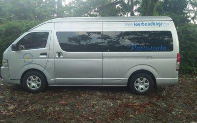 Harga Rental Hiace Wisata untuk ke Bandung                                        5/5(35)