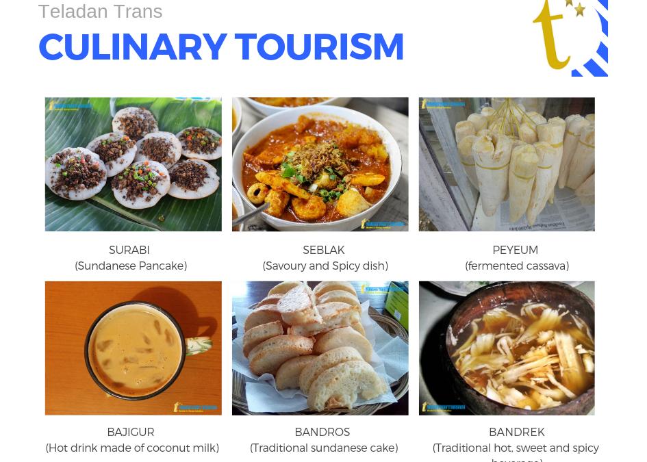 Wisata Kuliner di Bandung