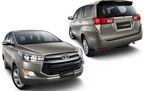 Toyota Inova Reborn
