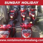 Rental Motor Di Sunday Motorent Malang