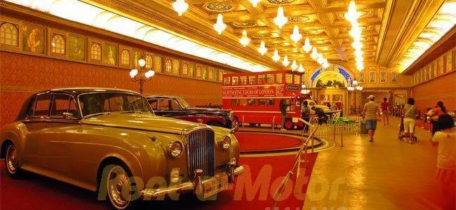 Museum Angkut - Rental Motor Malang