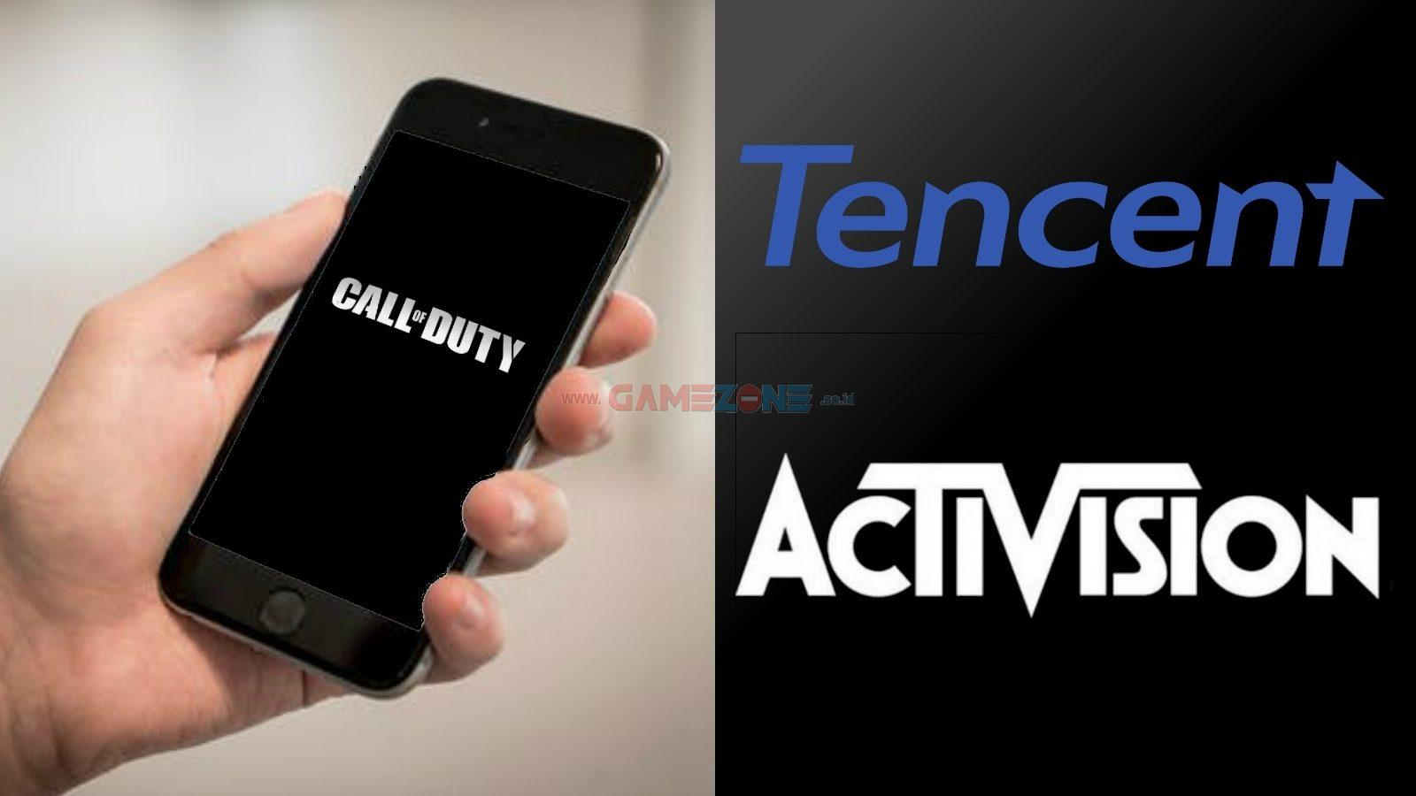 Beginilah Tampilan Call Of Duty Mobile Buatan Tencent Game Zone Indomog Voucher Lyto 65000 On
