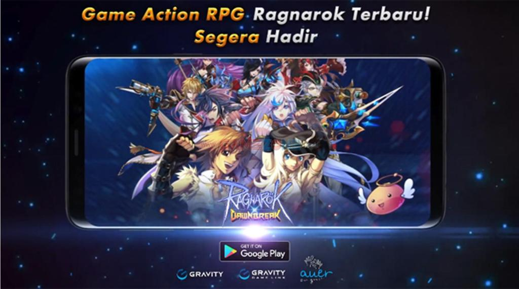Ragnarok Dawnbreak - Rental PlayStation Malang