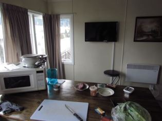 5 Dublin Street Kitchen Rent A Room Queenstown