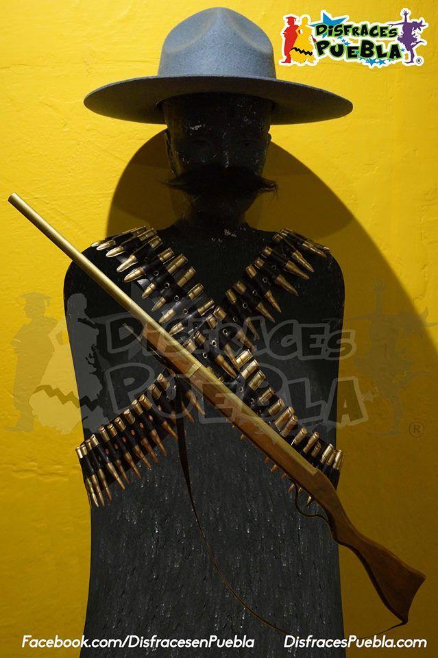 Accesorios Para Revolucionario Mexicano Disfraces En