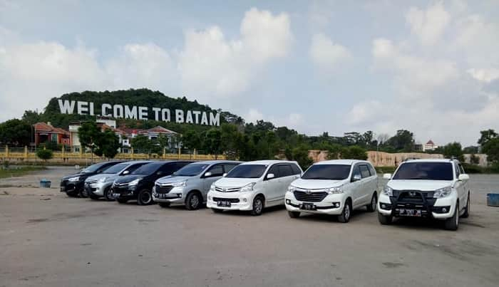 batam transport rental