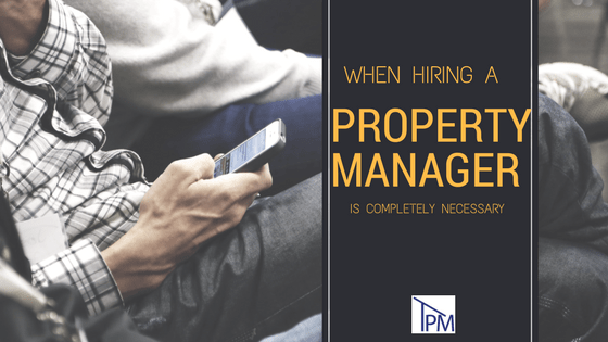 hiring property manager