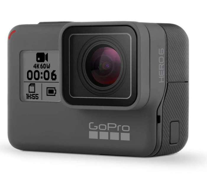 GoPro HERO6 laenutus