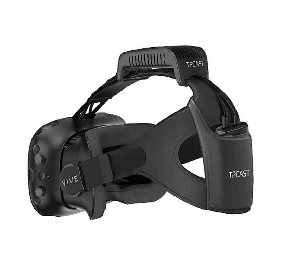 VR HTC Vive juhtmevaba