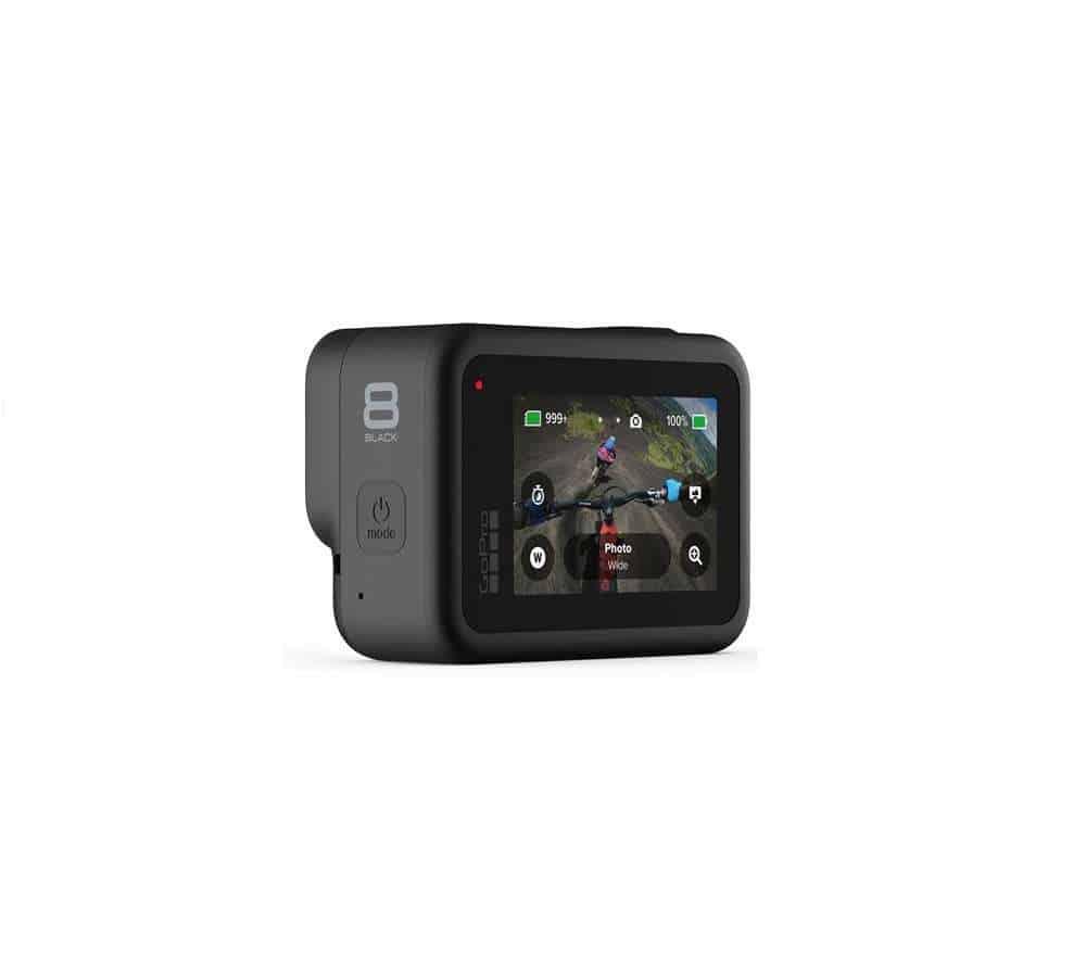 GoPro kaamera rent HERO8 Black