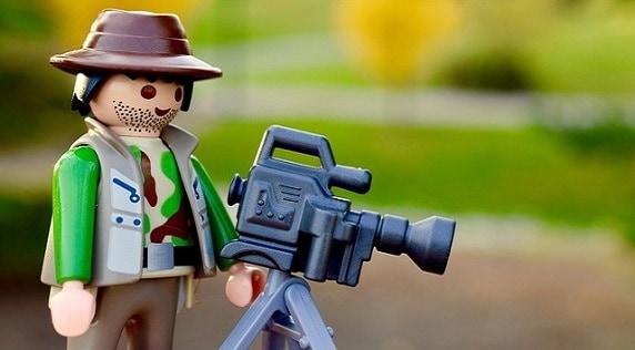 Filmimine ja videomontaaž