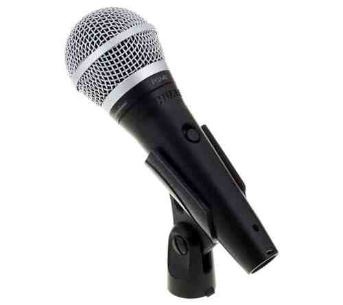 Shure PGA48 mikrofoni rent