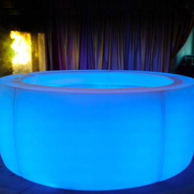 LED Circular bar for rent NYC