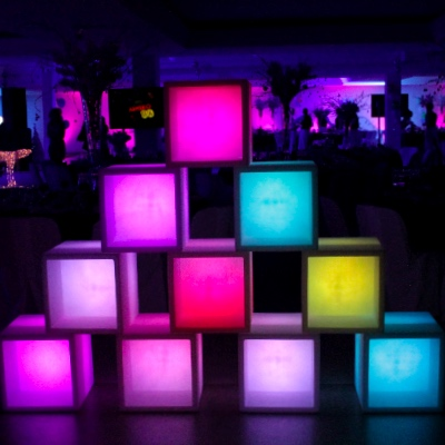 LED Product display rental