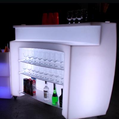 LED Portable bar for rent