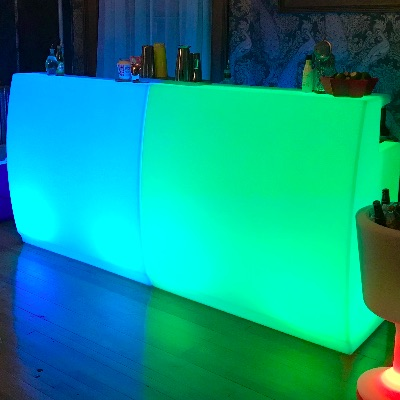LED Bar for rent NYC