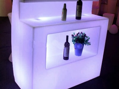LED Bar Rental for events