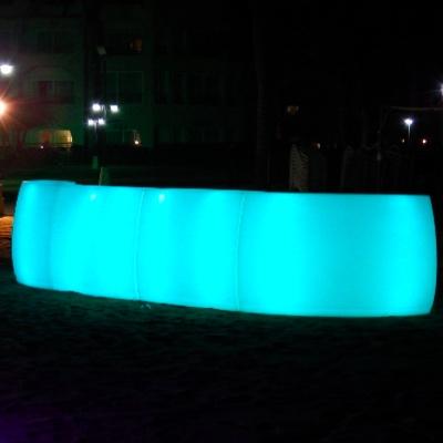 LED Straight bar for rent