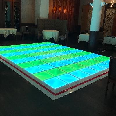 LED Dance Floor rental