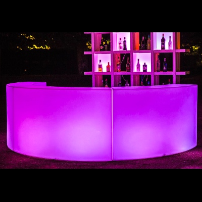 LED Buffet station rental