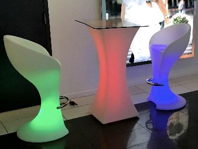 LED Highboy rental
