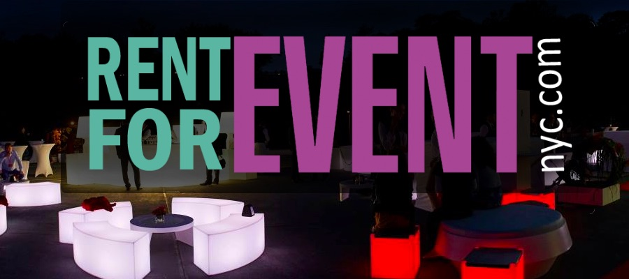 Rent for Event NYC