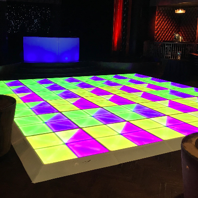 LED Dance Floor rental near me