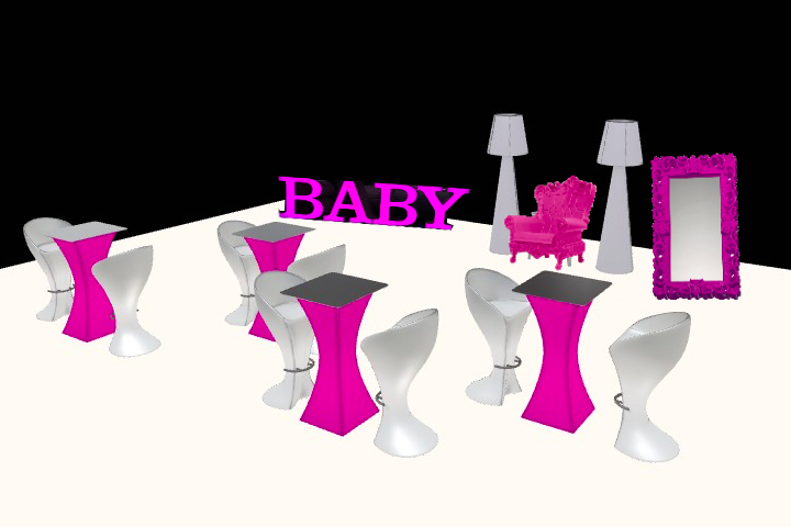 Baby Shower Rental Package More Info Here Rent For Event Nyc