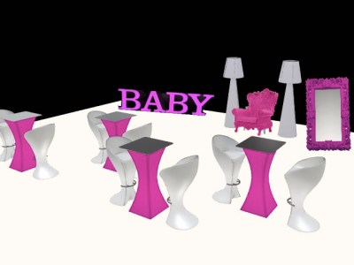 baby shower rental nyc