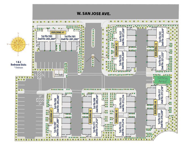 Site Plan & Parking